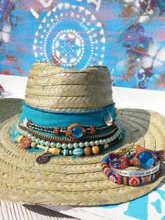 Ibiza hats Made by Hip and Handsom Amsterdam