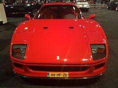 Interclassics Mecc Maastricht 2017 Ferrari F40