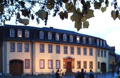 Goethe's Home and Goethe National Museum (Weimar, Germany)