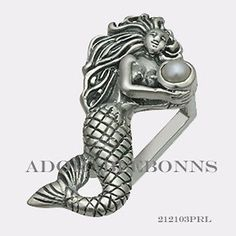 Other Fashion Jewelry 499: Authentic Lori Bonn S-Silver Shes Got It Maid Bonn Bons Slide Charm 212103Prl -> BUY IT NOW ONLY: $49 on eBay!