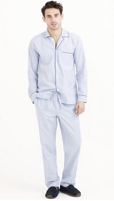 a3dfe96b73cd Every guy needs a comfy cotton pair of pjs. Set him up with the pima. Best  Mens ...
