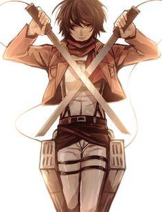 Mikasa Ackerman - mikasa-ackerman Fan Art
