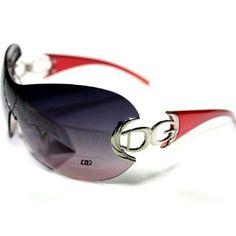 0968c8d8287af DG163 C3 DG Eyewear Celebrity Inspired Women s Sunglasses with Hard  Protective Case DG Eyewear.  24.95