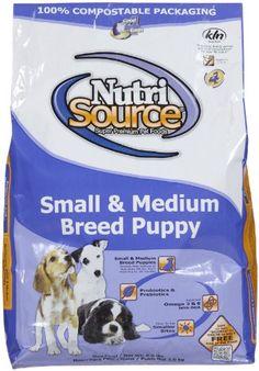 Tuffy's Pet Food NutriSource 6.6-Pound Chicken and Rice Formula Breed Dry Puppy Food, Small/Medium - http://www.petsupplyliquidators.com/tuffys-pet-food-nutrisource-6-6-pound-chicken-and-rice-formula-breed-dry-puppy-food-smallmedium/