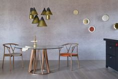Acco Tables by Florian Schmid for Miniforms » Retail Design Blog