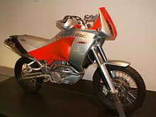 KTM Prototyp - KTM 950 Adventure - Wikipedia, the free encyclopedia Ktm 950 Adventure, Biker Boys, Lady Biker, Kato, Bike Life, Motorcycle, Vehicles, Instagram Posts, Trail