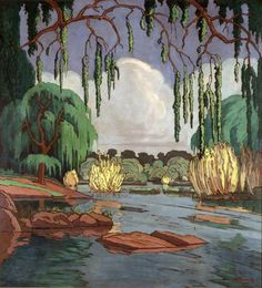 Jacob Hendrik Pierneef (South Africa, 1886-1957)