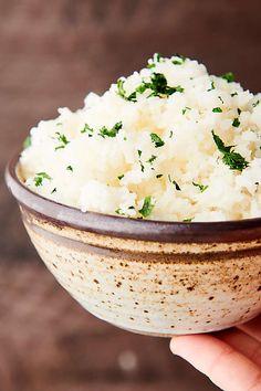 Slow Cooker Rice - Three Ingredients - Five Minute Prep!