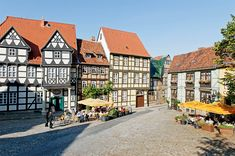 Quedlinburg,-Saxony-Anhalt