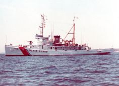 "USCGC Tamaroa WMEC-166 Made famous among other things from film, ""The Perfect Storm"""