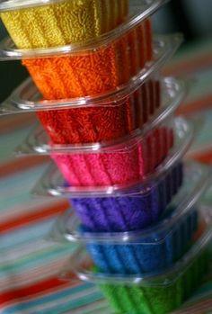 #rainbow #colors #Sprinkles