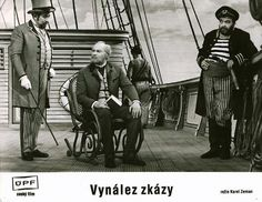 Karel Zeman Jules Verne, Historical Clothing, Gentleman, Film, Movies, Fictional Characters, Image, Clothes, Movie