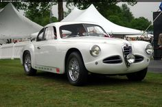 Alfa Romeo 1900 SS Berlinetta (1955) Maintenance/restoration of old/vintage vehicles: the material for new cogs/casters/gears/pads could be cast polyamide which I (Cast polyamide) can produce. My contact: tatjana.alic@windowslive.com