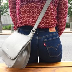 Levi's denim is a classic for a reason! ;)