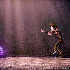 *patiently waits for someone to combine this with HTTYD2*