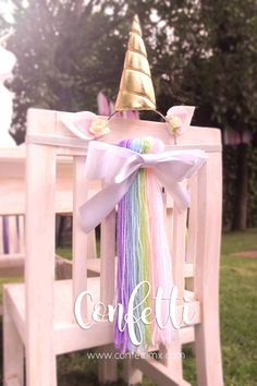 Unicorn Party Ideas / Kids Party / Colorful Party / Fiesta de unicornios / Fiesta para niños / Diadema Unicornio