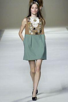 Chloé Spring 2007 Ready-to-Wear Fashion Show - Iekeliene Stange