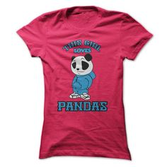 Panda Love T Shirts, Hoodies. Get it now ==► https://www.sunfrog.com/Pets/Panda-Love.html?41382