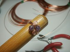 DIY - Karen Makes Stuff: Copper Ring Tutorial