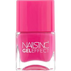 Nails inc Nail Polish, Downtown Effect 0.47 oz (14 ml) (20 CAD) ❤ liked on Polyvore featuring beauty products, nail care, nail polish, nails, gel nail varnish, nail colour, opi nail lacquer, nails inc nail polish and gel nail color