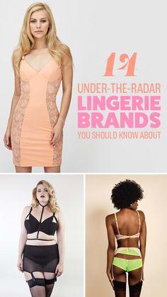 14 Awesome Underwear Brands That Aren't Victoria's Secret