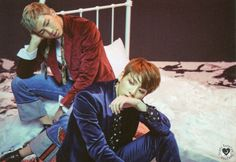 •161210 [Scans] BTS' Wings G Version (cr. bangtan_sonyeon_scans)