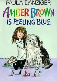 One of the Amber Brown Children's Books, easy to read