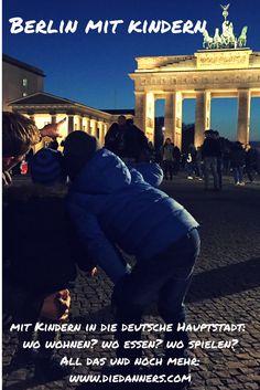 Wir waren in Berlin: Ganz anders, so ein Städtetrip mit zwei Kindern. Alles was ihr unbedingt machen müsst mit Kids in der deutschen Hauptstadt lest ihr jetzt am Family-Blog. Tipps rund ums Essen, Spielen, aber auch Sehenswürdigkeiten, die ihr euch mit Kindern ansehen könnt. Viel Spaß!