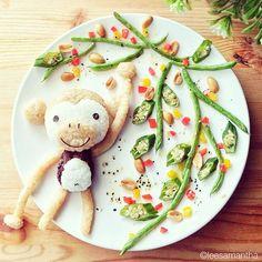 Creative Food Art By Samantha Lee - adrianlinks.com