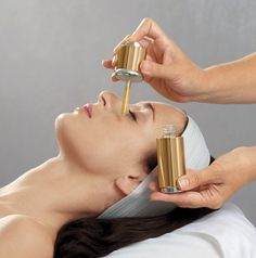Sooo Pampering! Gold Radiance Facial at The Beverly Hills Hôtel
