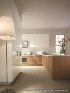 """The stainless steel Bulthaup kitchen """"cost as much as a small house ..."""