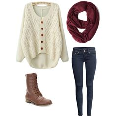 Cute fall outfit with a messy bun. Plus only use mega lash mascara, strawberry eos, and a little bronzer?!?!  Perfection.