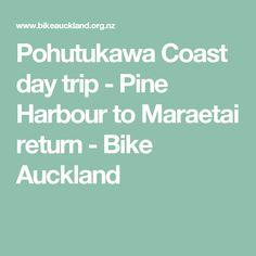 Pohutukawa Coast day trip - Pine Harbour to Maraetai return - Bike Auckland Auckland, Day Trip, Pine, Coast, Walking, Pine Tree, Walks, Hiking