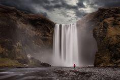 Big Waterfall by Darío Sastre on 500px