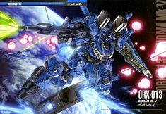 GUNDAM GUY: Mobile Suit Gundam Mechanic File - High Quality Image Gallery [Part 14]