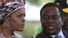Zimbabwe's fired vice-president joins call for Mugabe's resignation