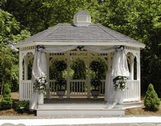 Wedding Gazebo Decorations   Google Search