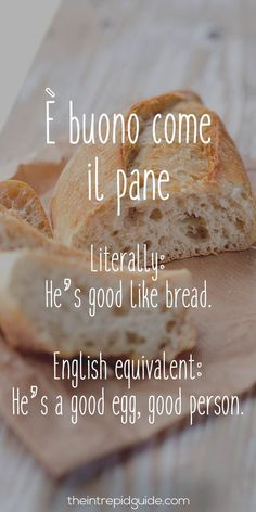 Research says that laughing improves your memory. So, what better way to learn a language than by consuming these hilarious food-related Italian sayings.