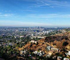 Runyon Canyon Park, Los Angeles, USA #roadtrip