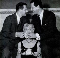 heck yeah Doris Day.....Tony Randall  and Rock Hudson