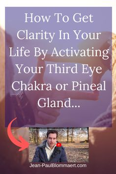 How To Get Clarity In Your Life By Activating Your Third Eye Chakra or Pineal Gland Chakra Healing Meditation, Reiki Healer, Self Actualization, Irish Quotes, Mindfulness Activities, Take Care Of Your Body, Third Eye Chakra, Psychic Abilities, American Indians