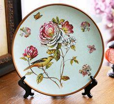 platos decorativos vintage - Buscar con Google