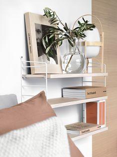 A shelf as a nightstand | #connox #beunique