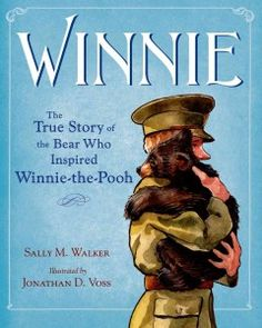 JJ FAVORITE CHARACTERS WINNIE THE POOH. Tells the real story as to how the famous bear Winnie the Pooh came to be.