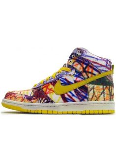 4e3a2475c3 Nike high Top Dunk Trainers Nike Footwear