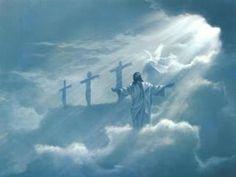 He has risen ♥