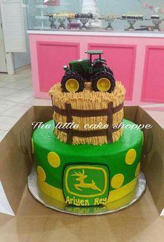 John Deere Cake Pinteres