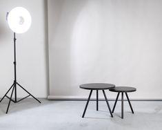 Bitterlich Studio — Switch My Cover Table Black Furniture, Furniture Design, Studio, Interior Design, Cover, Table, Home Decor, Nest Design, Homemade Home Decor