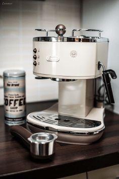 DeLonghi Icona Vintage, Kaffeemaschine, Vintage Coffee Maschine