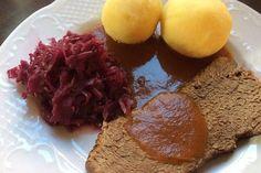 Surina's seidene Kartoffelklöße aus gekochten Kartoffeln